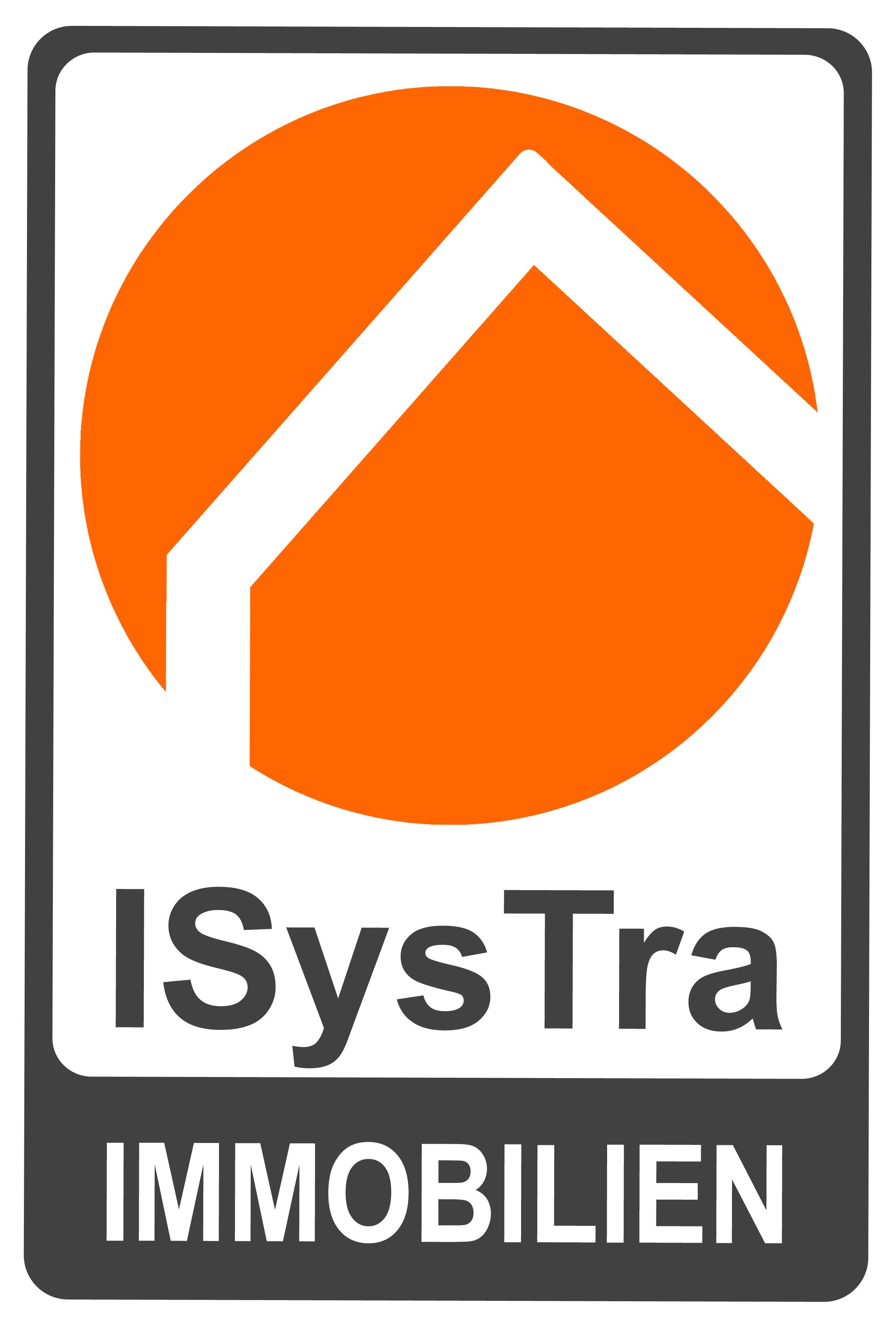 Hier sehen Sie das Logo von ISysTra IMMOBILIEN