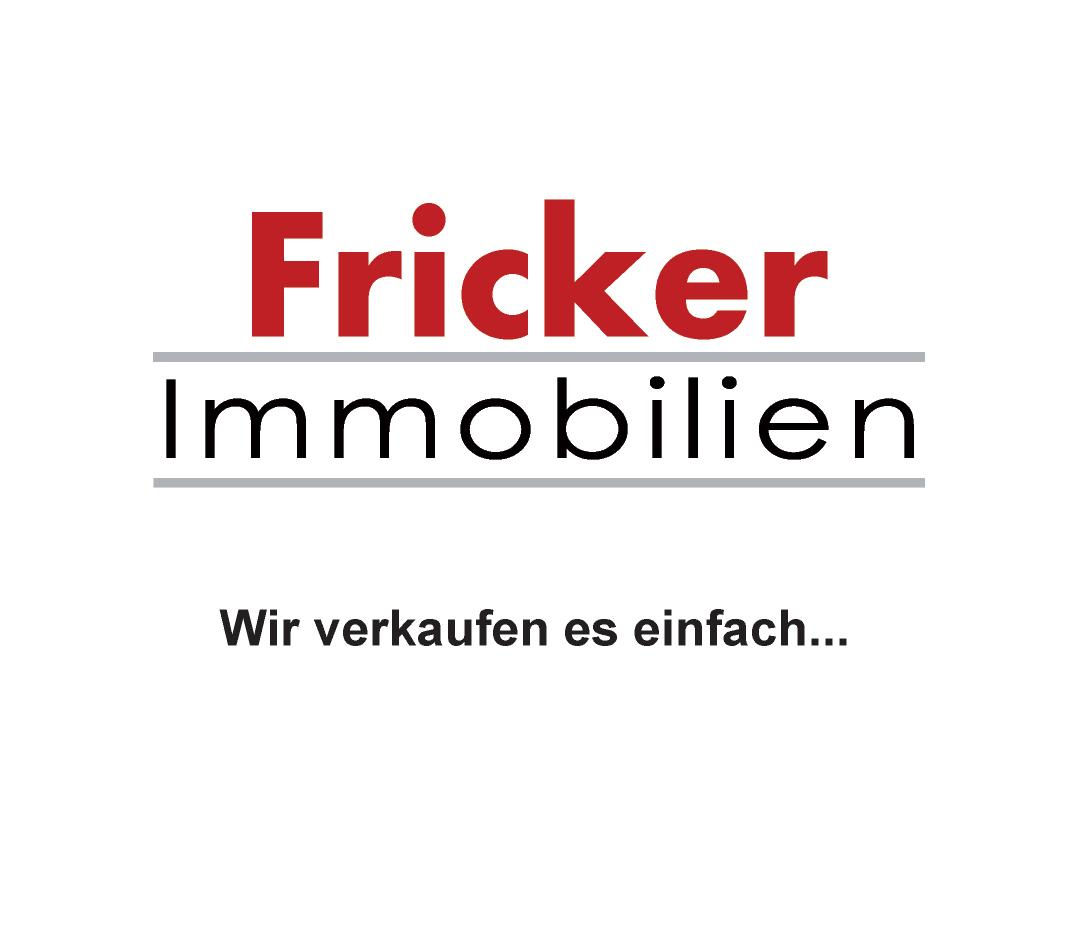 Hier sehen Sie das Logo von Fricker IMMOBILIEN