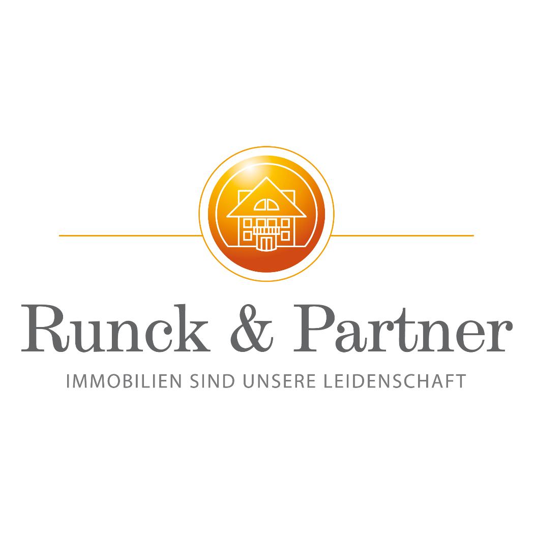 Hier sehen Sie das Logo von Runck & Partner - Immobilien sind unsere Leidenschaft