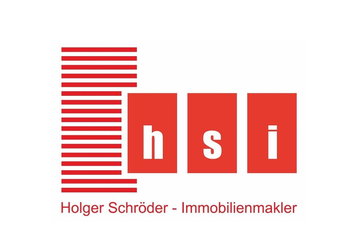 Hier sehen Sie das Logo von Holger Schröder - Immobilienmakler
