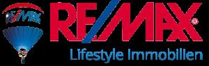 Hier sehen Sie das Logo von RE/MAX-Premium