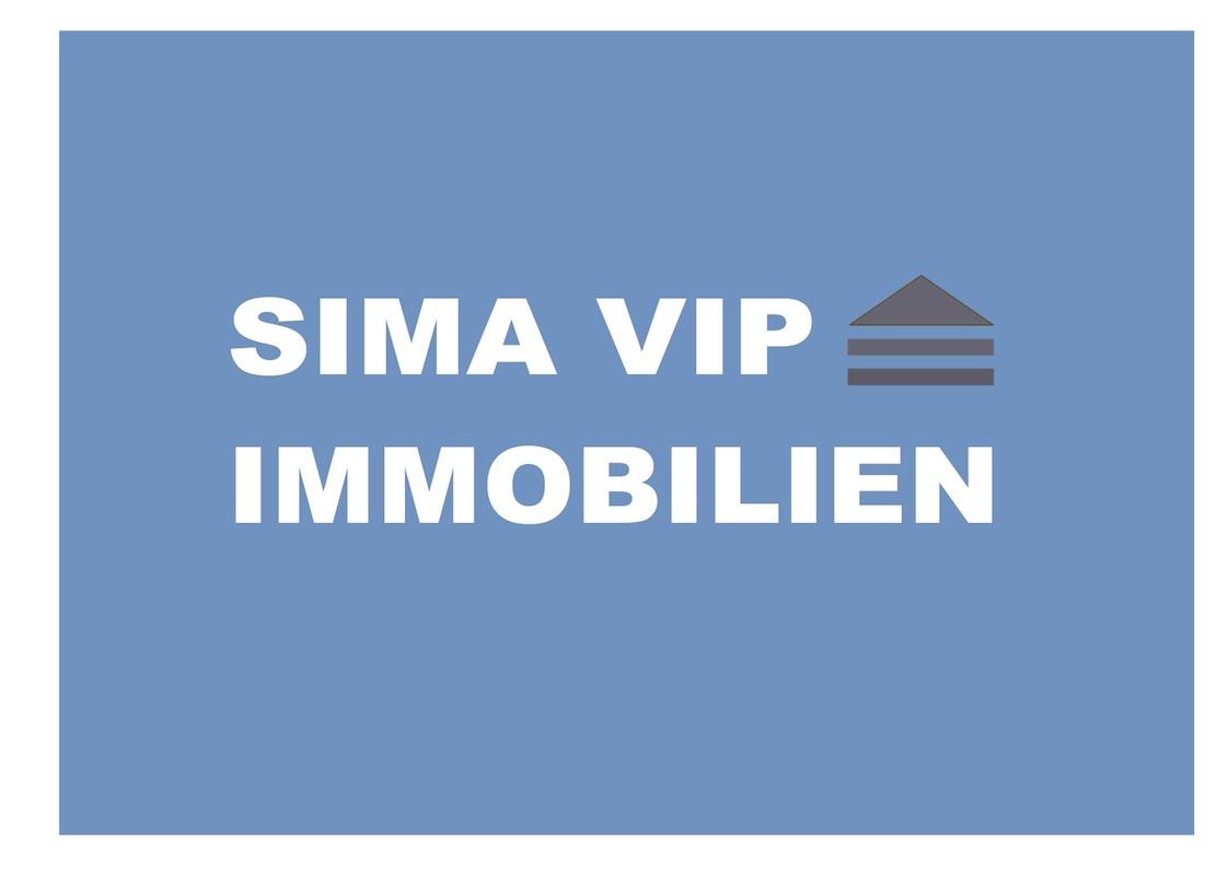 Hier sehen Sie das Logo von SIMA VIP Immobilien