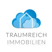 Hier sehen Sie das Logo von Traumreich Immobilien