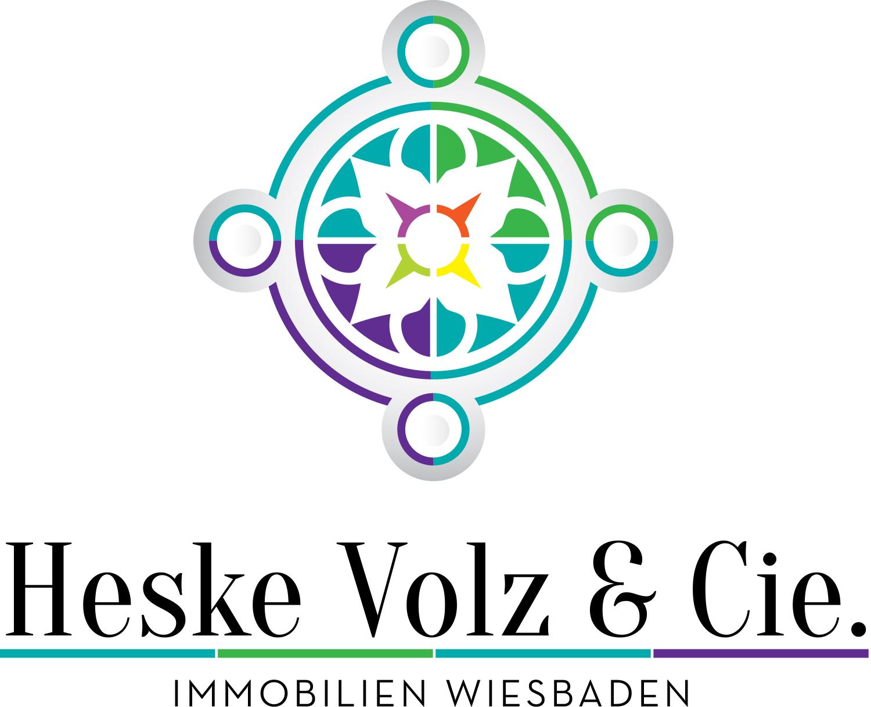 Hier sehen Sie das Logo von Heske Volz & Cie GbR Immobilien Wiesbaden