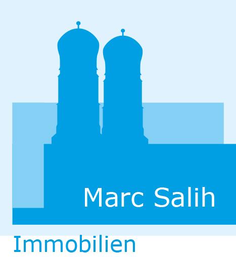 Hier sehen Sie das Logo von Marc Salih Immobilien