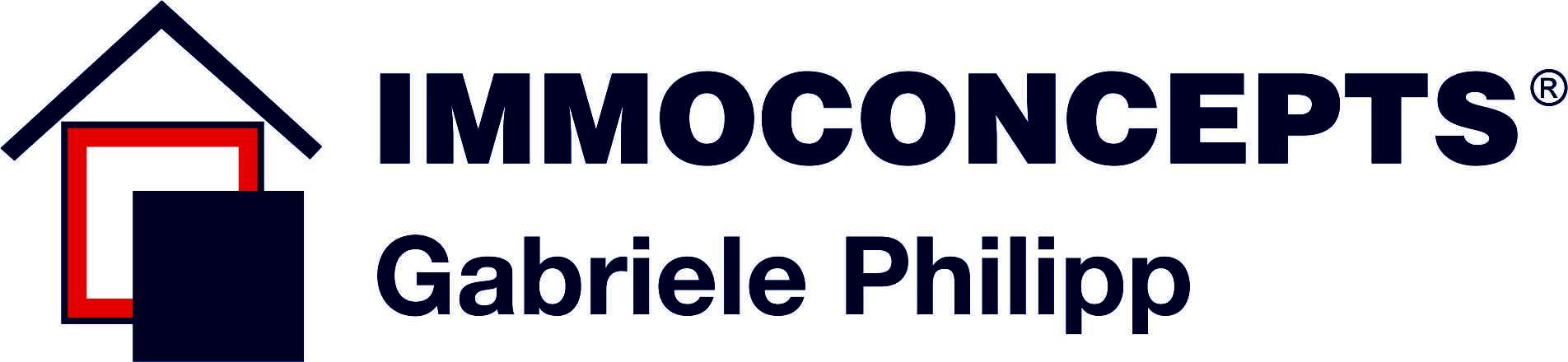 Hier sehen Sie das Logo von Immoconcepts