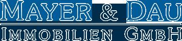 Hier sehen Sie das Logo von Mayer & Dau Immobilien GmbH