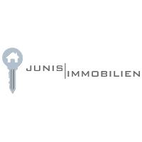 Hier sehen Sie das Logo von Junis Immobilien