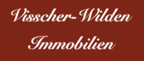 Hier sehen Sie das Logo von Visscher-Wilden IMMOBILIEN