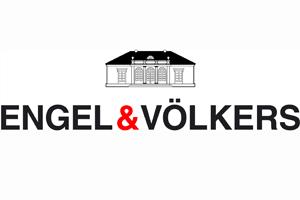 Hier sehen Sie das Logo von Engel & Völkers • Eugen Josef Maucher Allgäu-Immobilien Kempten e.K.