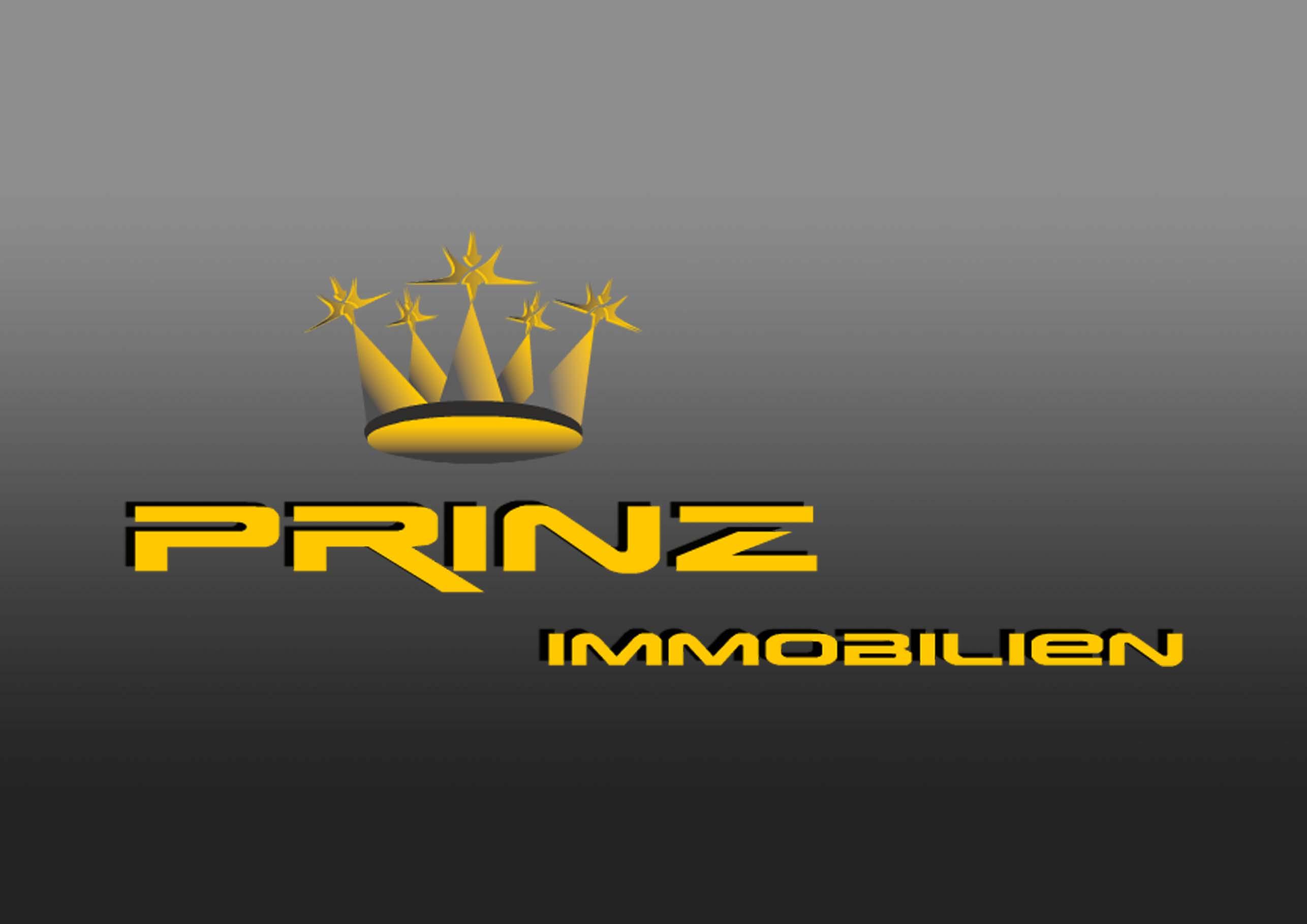 Hier sehen Sie das Logo von PRINZ IMMOBILIEN
