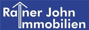 Hier sehen Sie das Logo von Immobilienservice Rainer John
