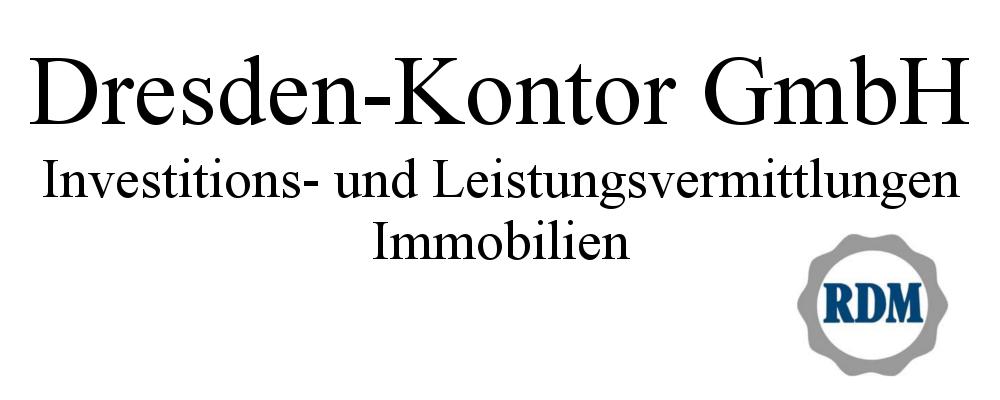 Hier sehen Sie das Logo von Dresden-Kontor GmbH