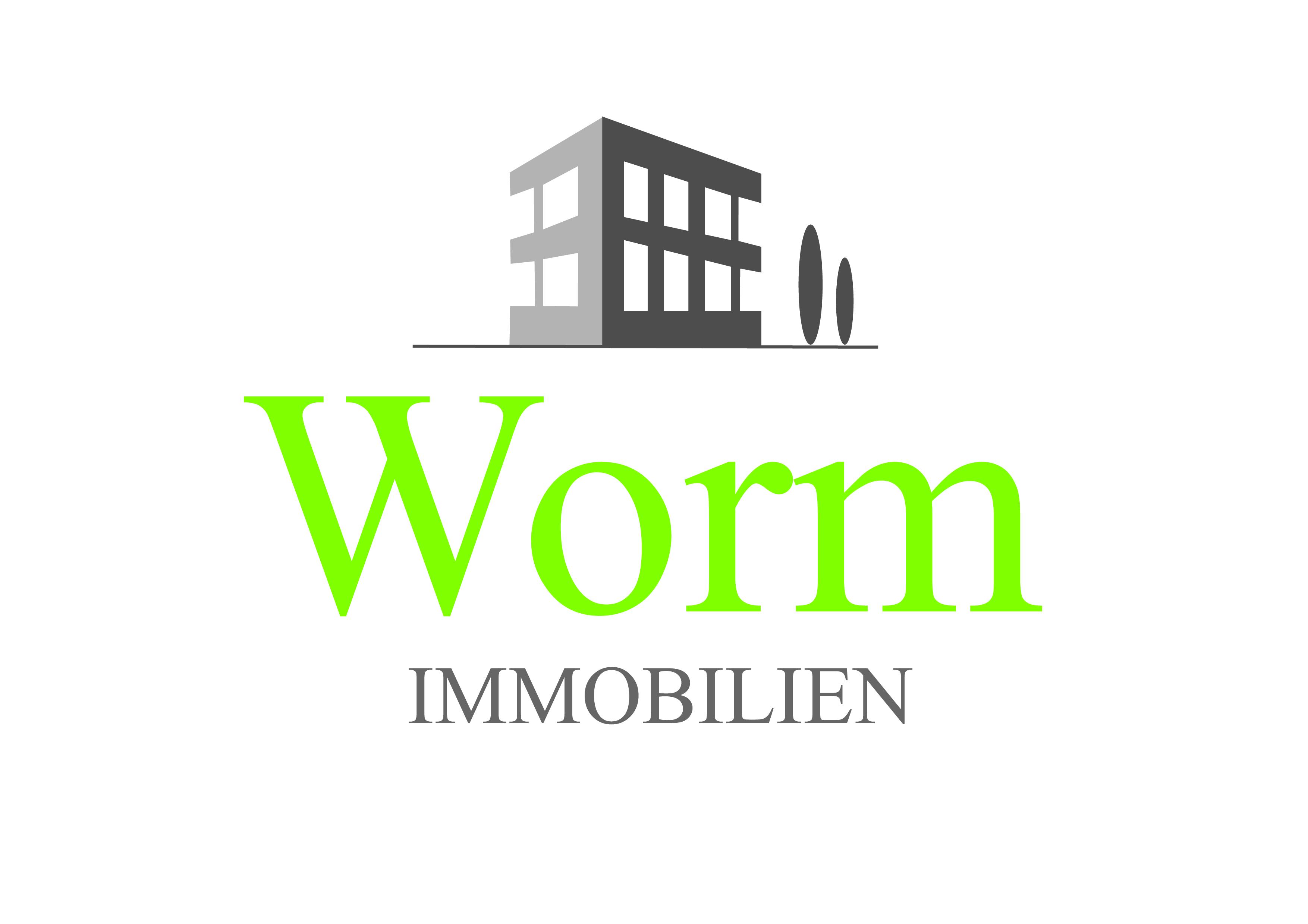Hier sehen Sie das Logo von Worm Immobilien GmbH