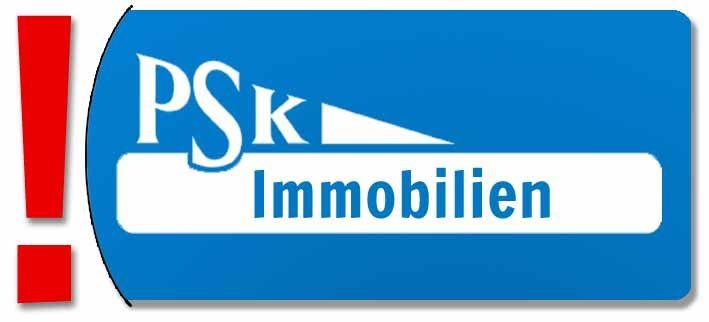 Hier sehen Sie das Logo von PSK Immobilien