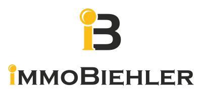 Hier sehen Sie das Logo von ImmoBiehler