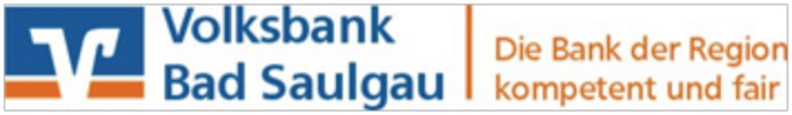 Hier sehen Sie das Logo von Volksbank Bad Saulgau eG