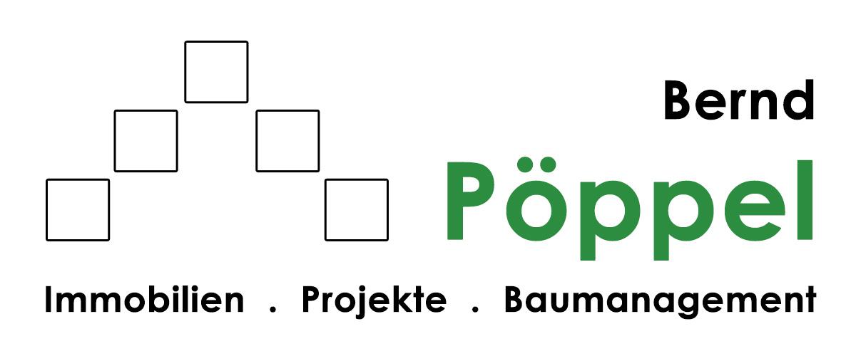 Hier sehen Sie das Logo von Immobilien- und Baumanagement Bernd Pöppel