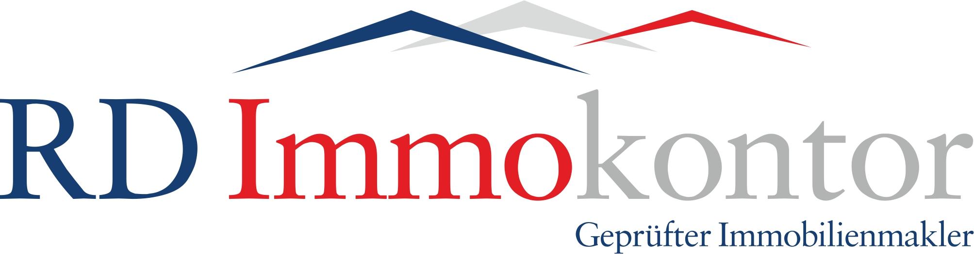 Hier sehen Sie das Logo von RD Immokontor GmbH
