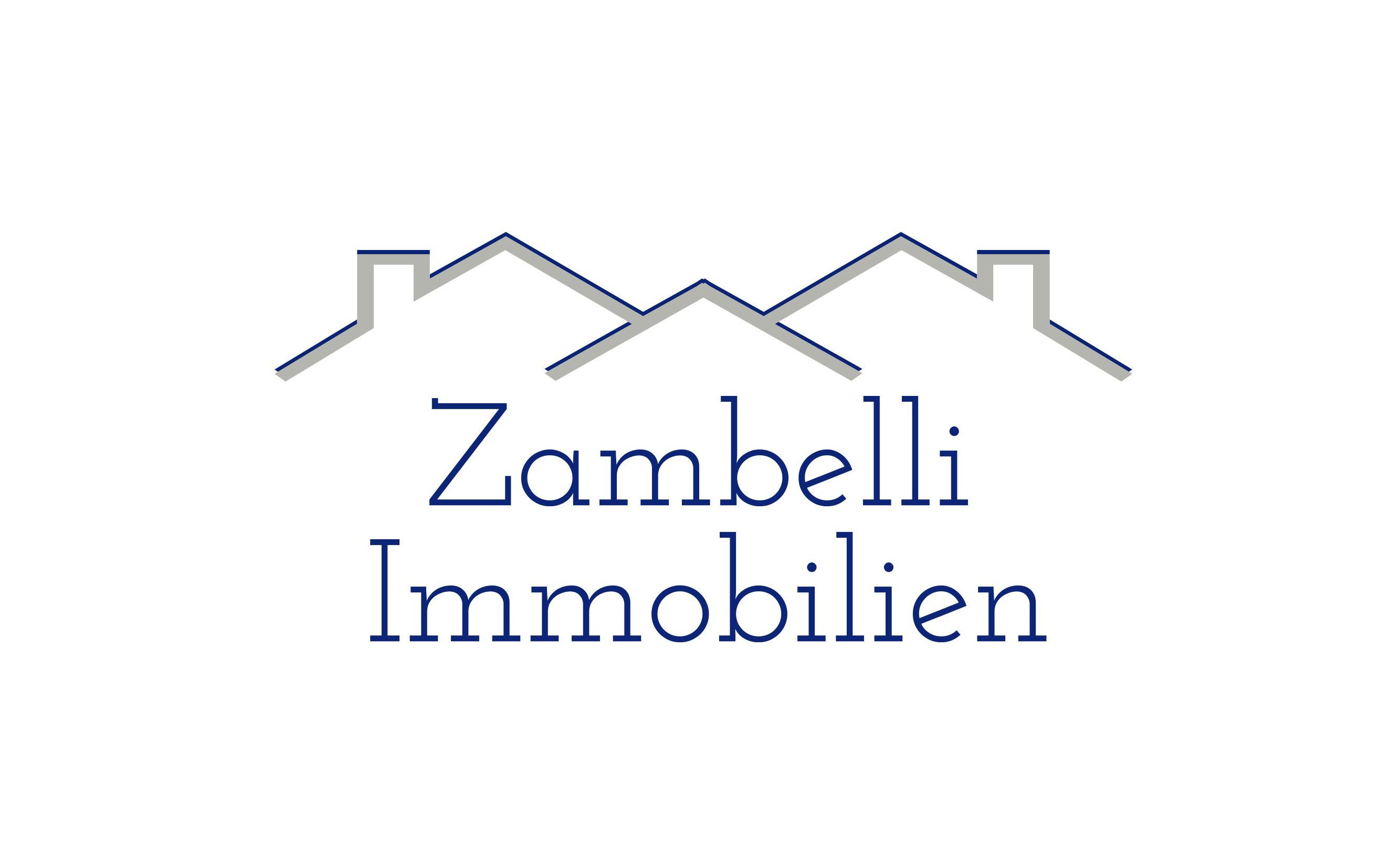 Hier sehen Sie das Logo von Zambelli Immobilien