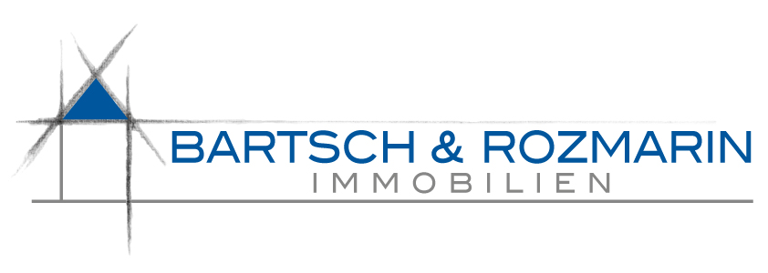 Hier sehen Sie das Logo von Bartsch & Rozmarin Immobilien OHG