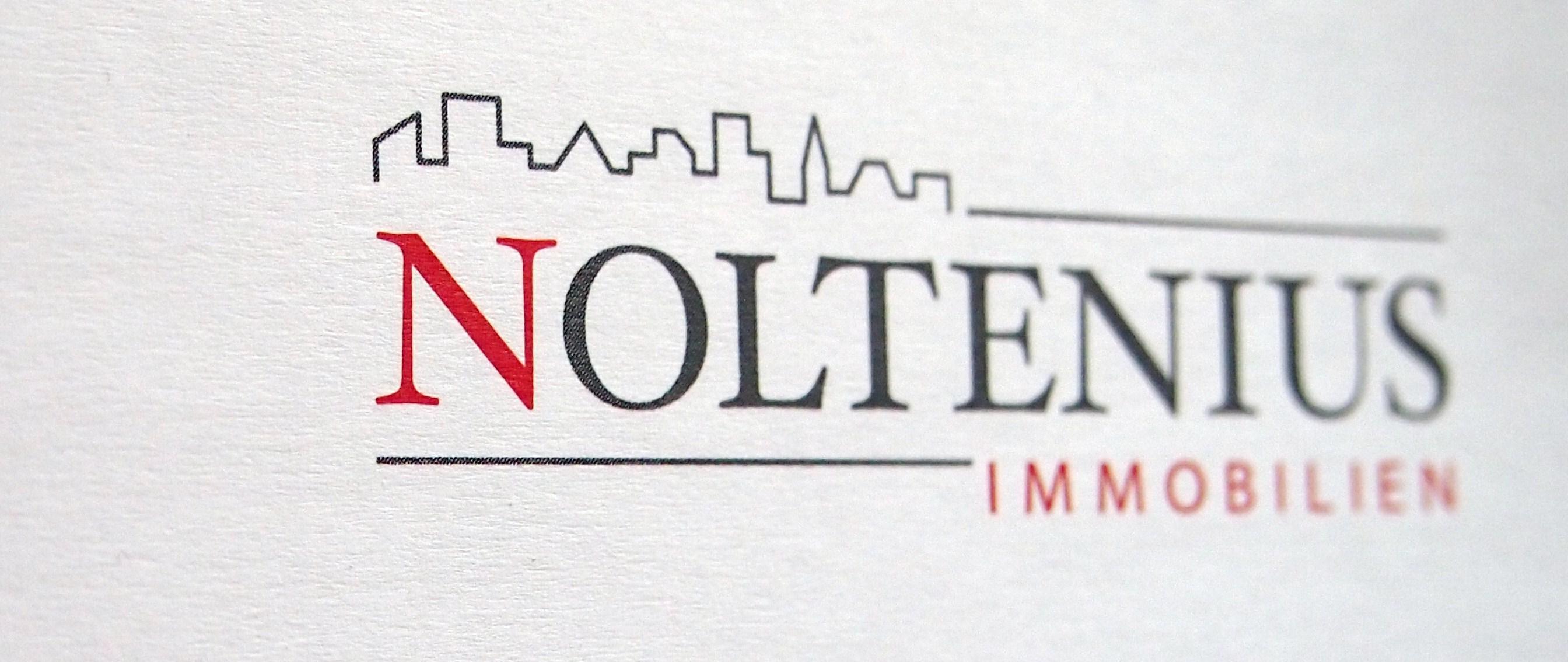 Hier sehen Sie das Logo von NOLTENIUS IMMOBILIEN