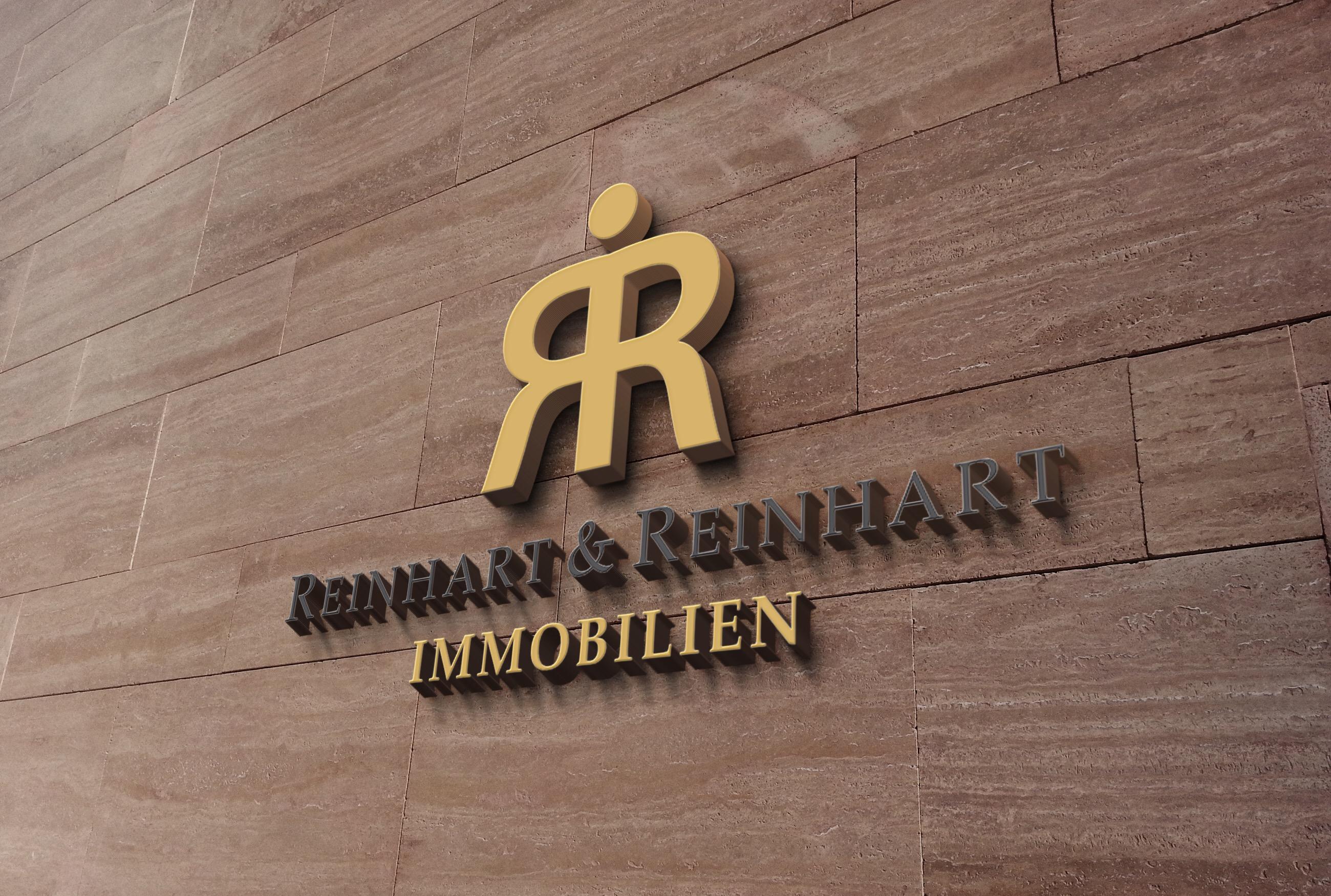 Hier sehen Sie das Logo von Reinhart & Reinhart Immobilien