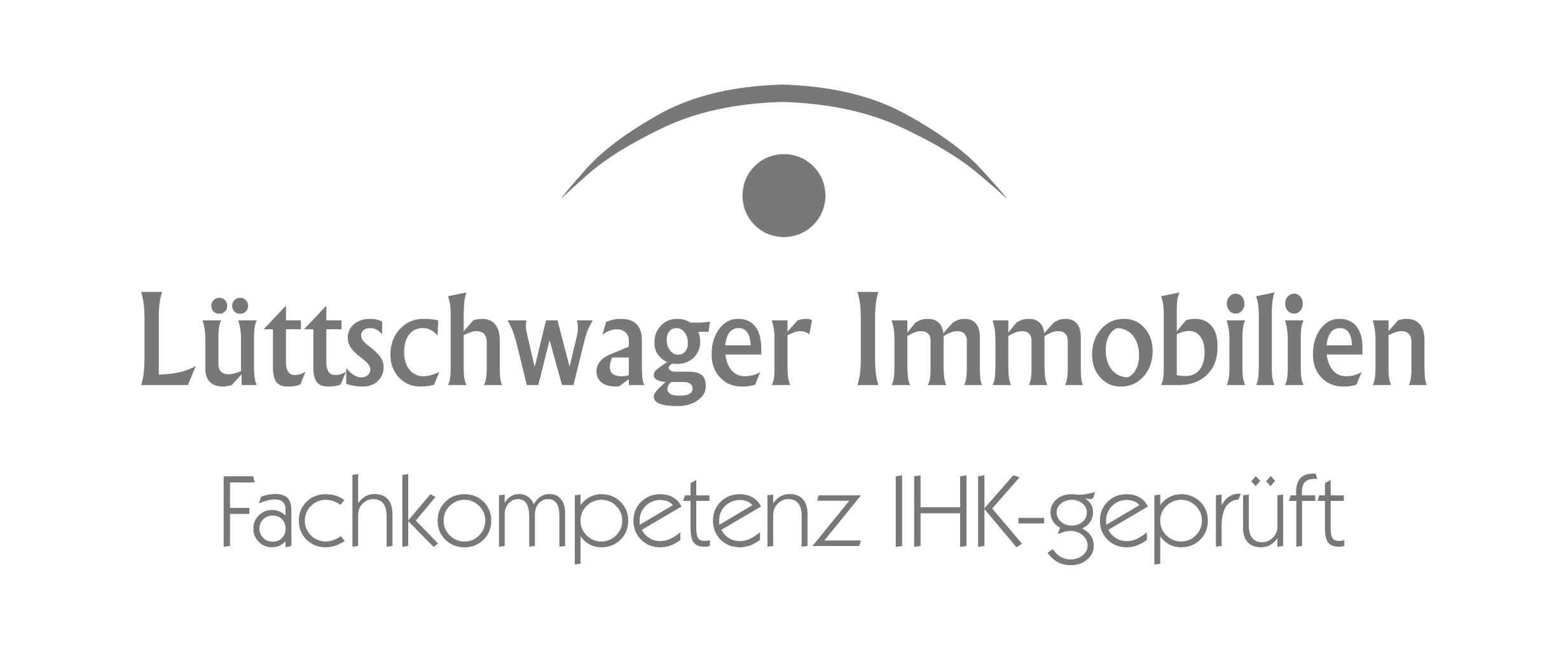 Hier sehen Sie das Logo von Lüttschwager Immobilien
