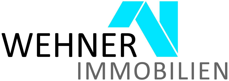 Hier sehen Sie das Logo von Wehner Immobilien