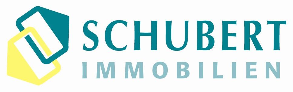 Hier sehen Sie das Logo von Schubert-Immobilien