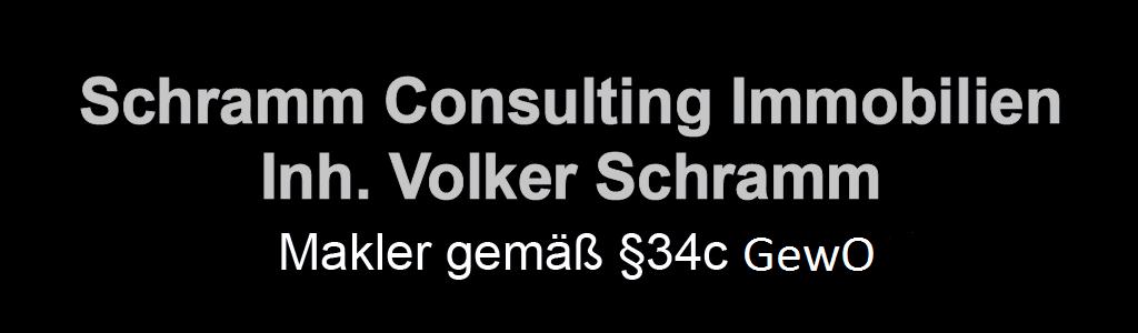 Hier sehen Sie das Logo von Schramm Consulting Immobilien