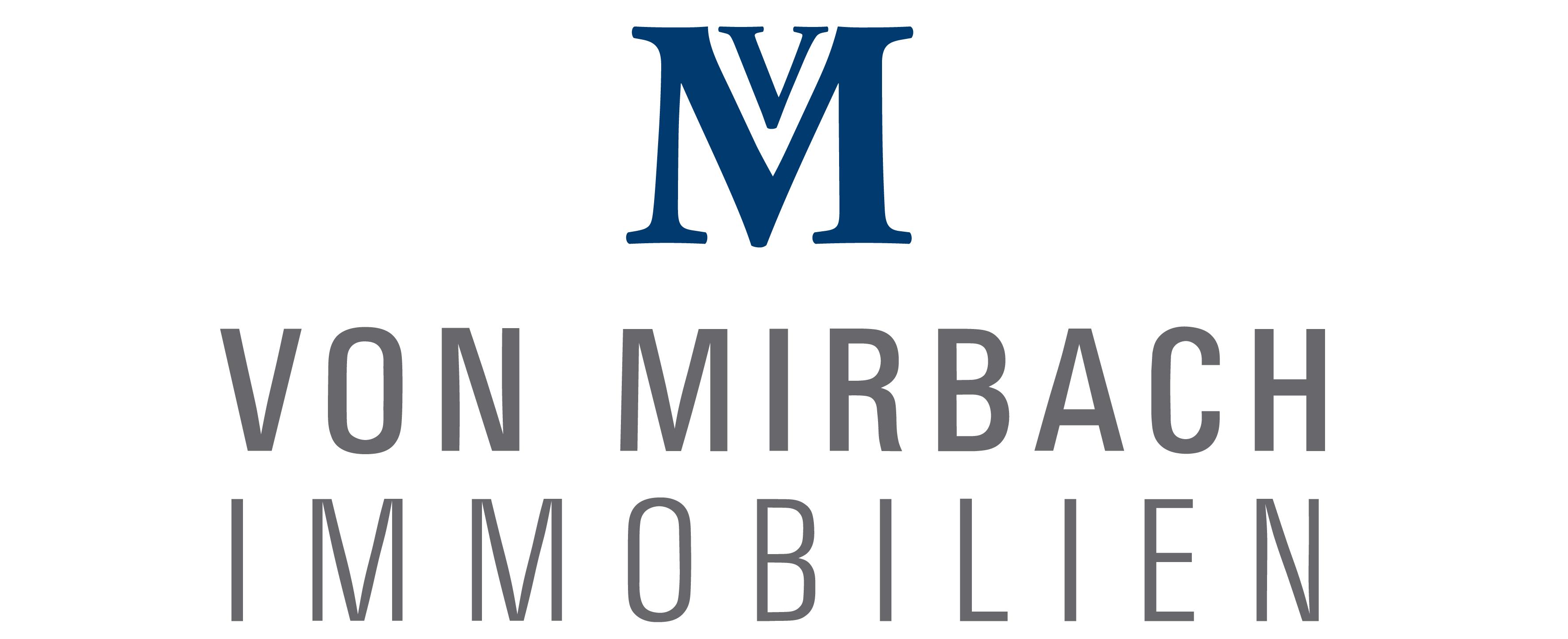Hier sehen Sie das Logo von von Mirbach Immobilien
