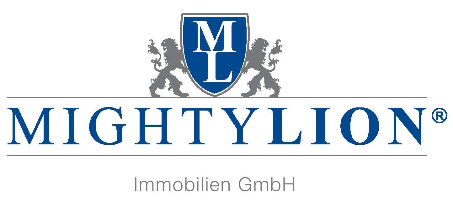 Hier sehen Sie das Logo von Mighty Lion Immobilien GmbH
