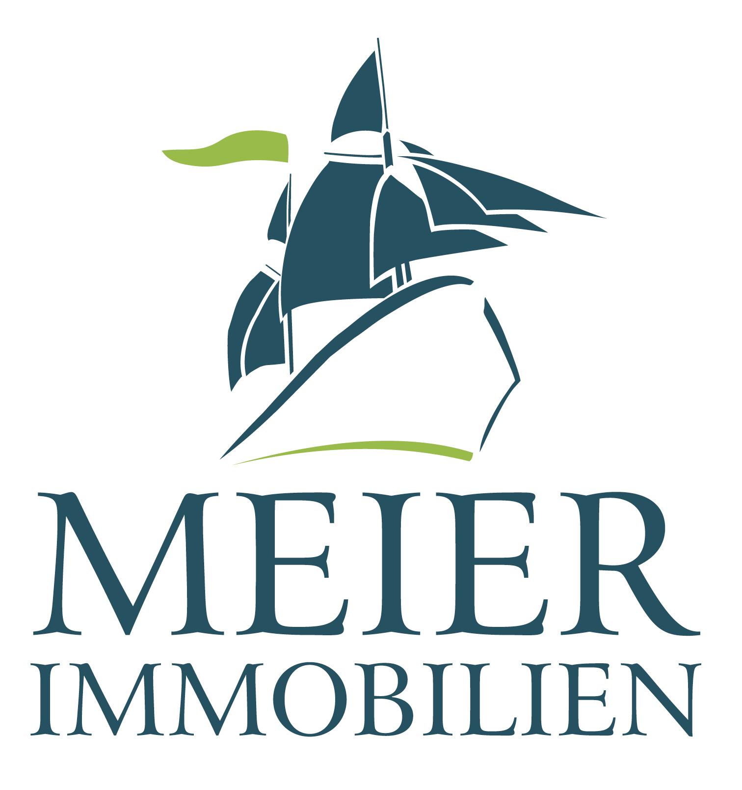 Hier sehen Sie das Logo von MEIER IMMOBILIEN GmbH
