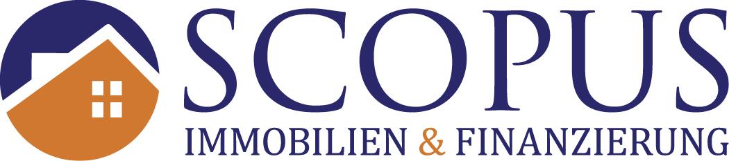 Hier sehen Sie das Logo von SCOPUS Immobilien-Finanzierung