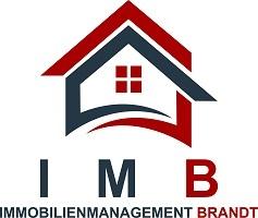 Hier sehen Sie das Logo von IMB Immobilienmanangement Brandt