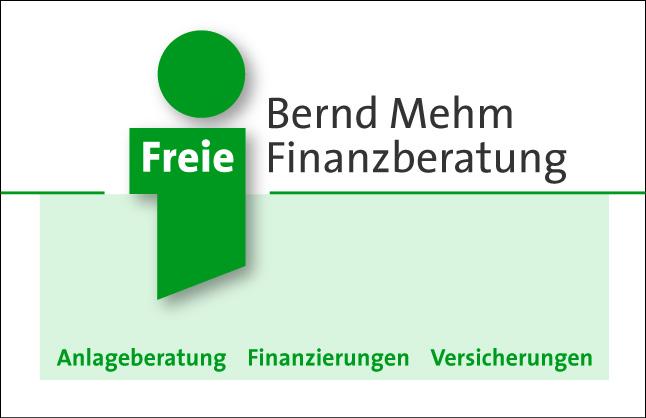 Hier sehen Sie das Logo von Bernd Mehm, Freie Finanzberatung e.K: