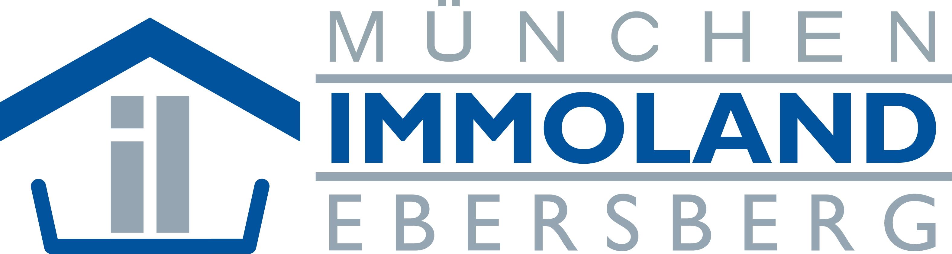 Hier sehen Sie das Logo von IMMOLAND EBERSBERG / MÜNCHEN