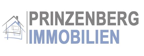 Hier sehen Sie das Logo von Prinzenberg Immobilien