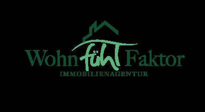 Hier sehen Sie das Logo von Wohnfühlfaktor Immobilienagentur