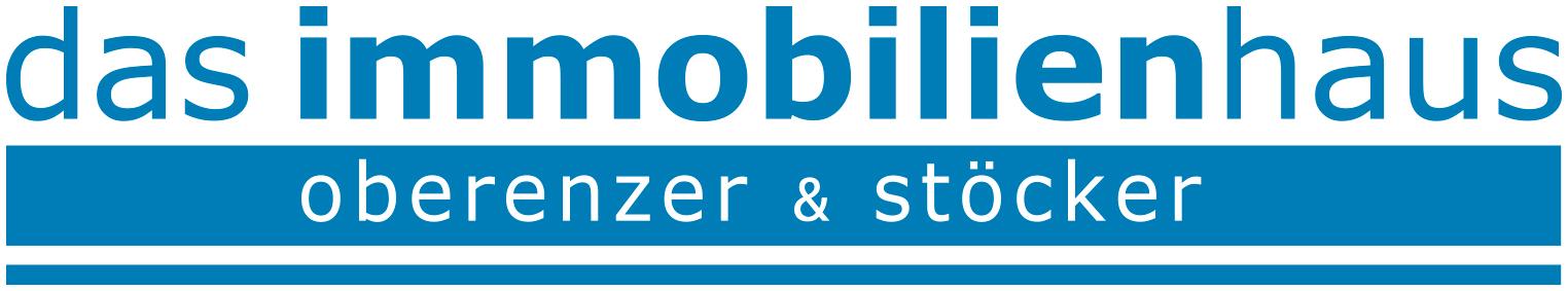 Hier sehen Sie das Logo von das immobilienhaus oberenzer & stöcker gmbh & co kg