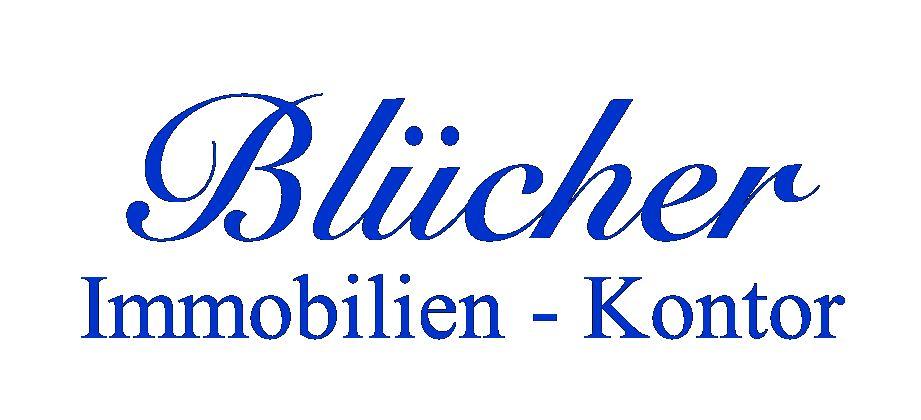 Hier sehen Sie das Logo von Blücher Immobilien-Kontor Inh. Maren Schaefer