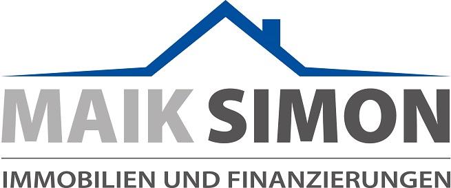 Hier sehen Sie das Logo von Maik Simon Immobilien und Finanzierungen