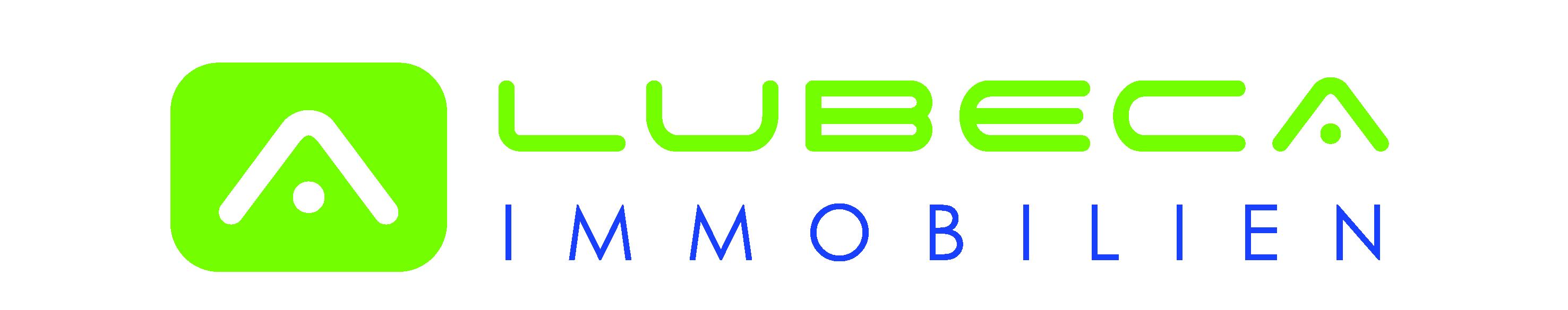Hier sehen Sie das Logo von Lubeca Immobilien