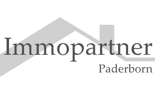 Hier sehen Sie das Logo von Immopartner Paderborn