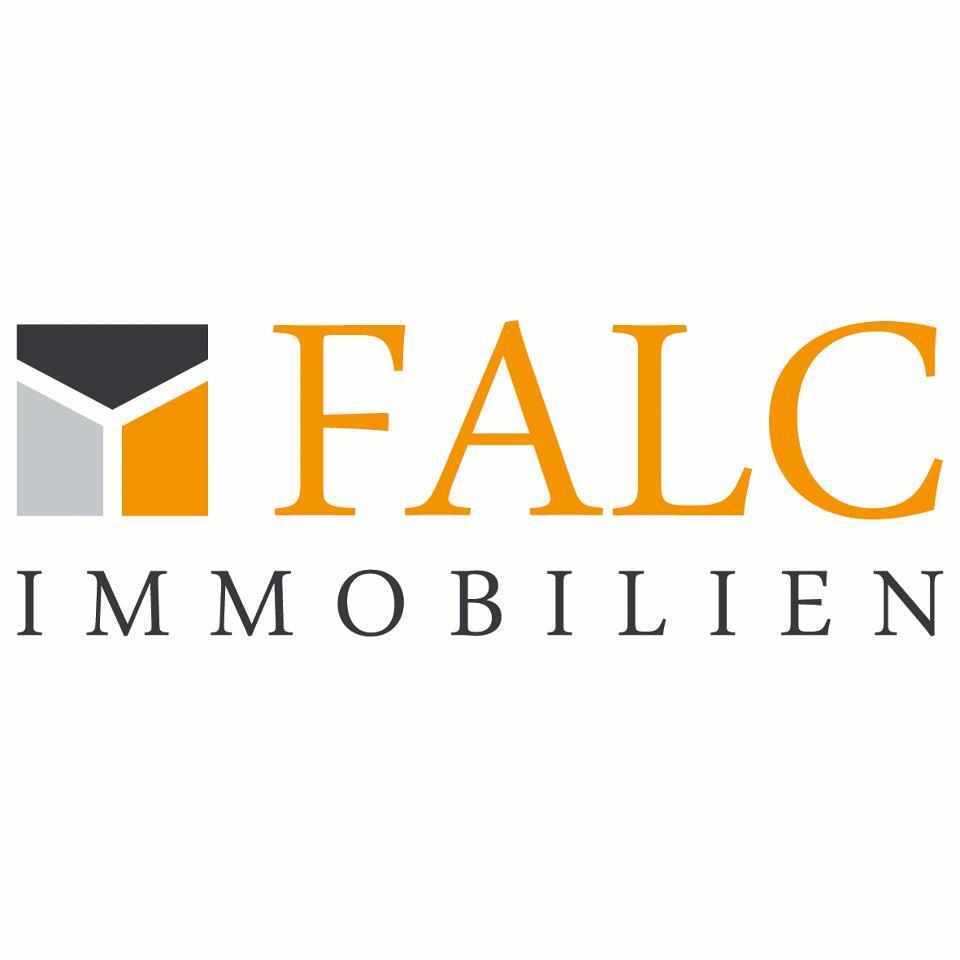 Hier sehen Sie das Logo von FALC - Immobilien