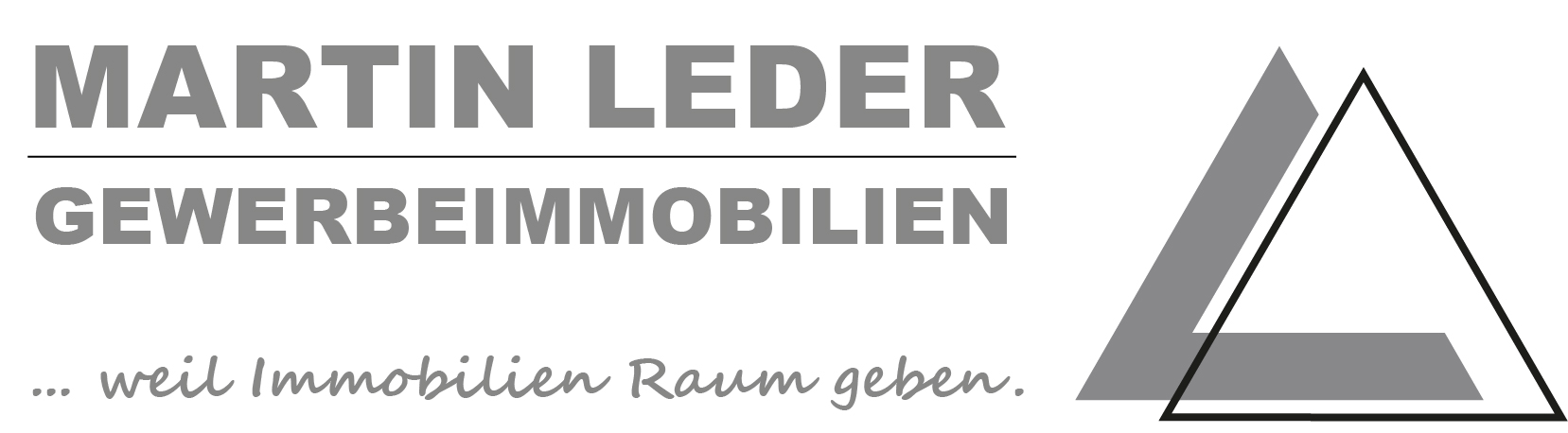 Hier sehen Sie das Logo von Leder Gewerbeimmobilien