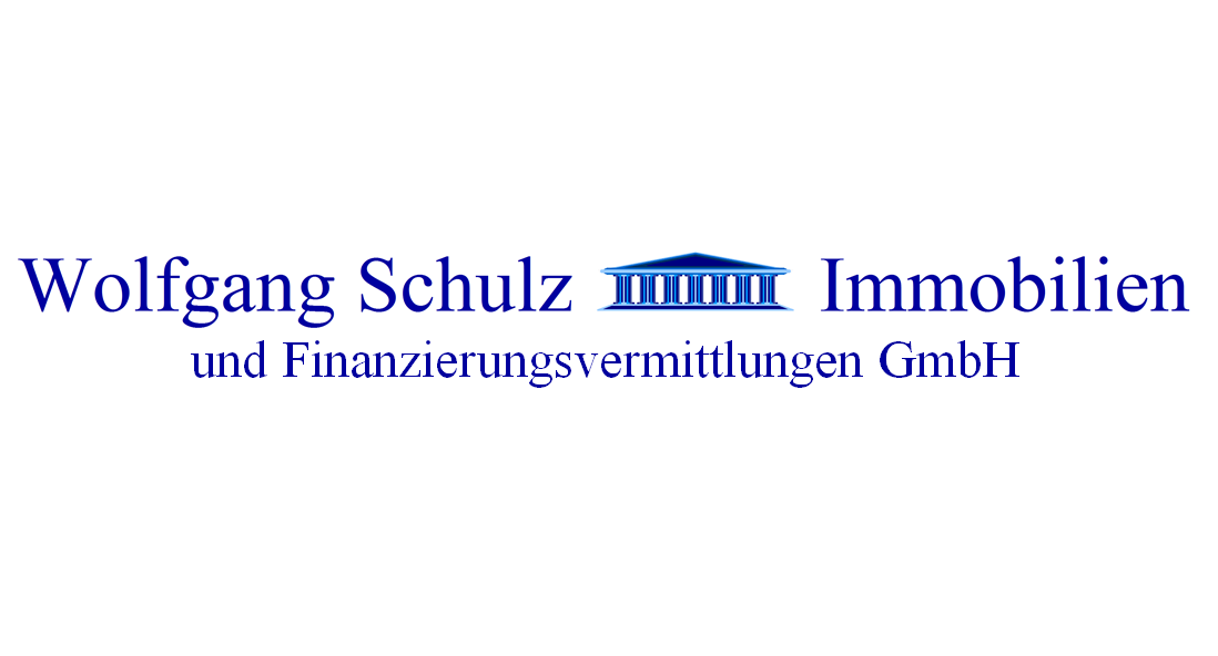 Hier sehen Sie das Logo von Wolfgang Schulz Immobilien und Finanzierungsvermittlungen GmbH