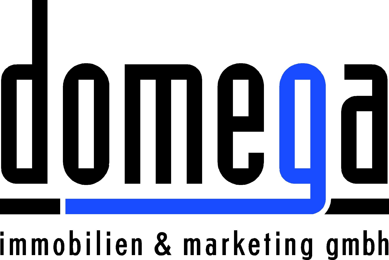 Hier sehen Sie das Logo von domega immobilien & marketing gmbh