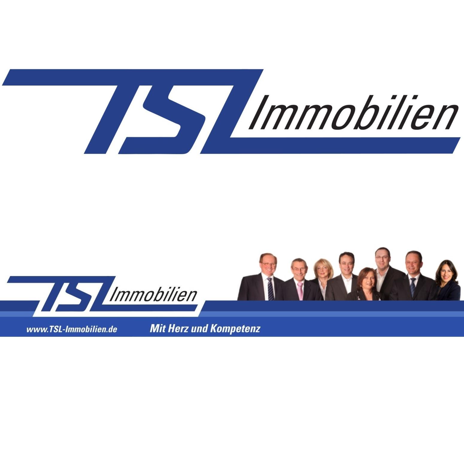 Hier sehen Sie das Logo von TSL Immobilien